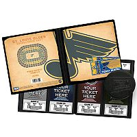 St. Louis Blues Ticket Album