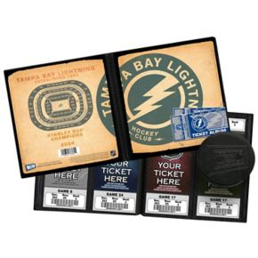 Tampa Bay Lightning Ticket Album