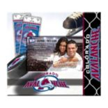 "Colorado Avalanche 8"" x 8"" Ticket and Photo Album Scrapbook"