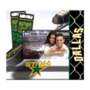 "Dallas Stars 8"" x 8"" Ticket and Photo Album Scrapbook"