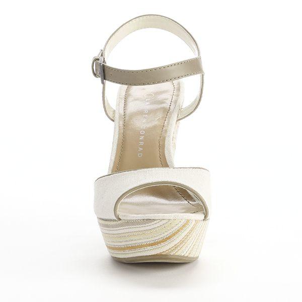 LC Lauren Conrad Wedge Sandals - Women