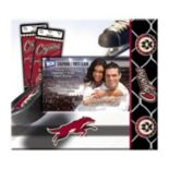 "Phoenix Coyotes 8"" x 8"" Ticket and Photo Album Scrapbook"