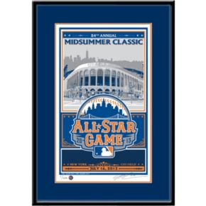 New York Mets 2013 MLB All-Star Game Sports Propaganda Screen Print