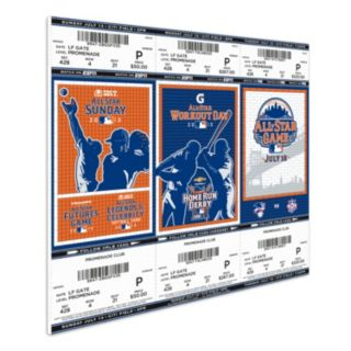 New York Mets 2013 MLB All-Star Game Mega Ticket Strip