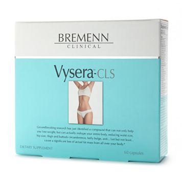 Bremenn Clinical Vysera-CLS Weight Loss Supplement