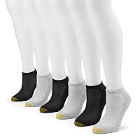 GOLDTOE 7 pkCushioned Liner Socks - Women