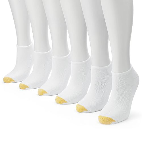 GOLDTOE 7-pk. Cushioned Liner Socks - Women