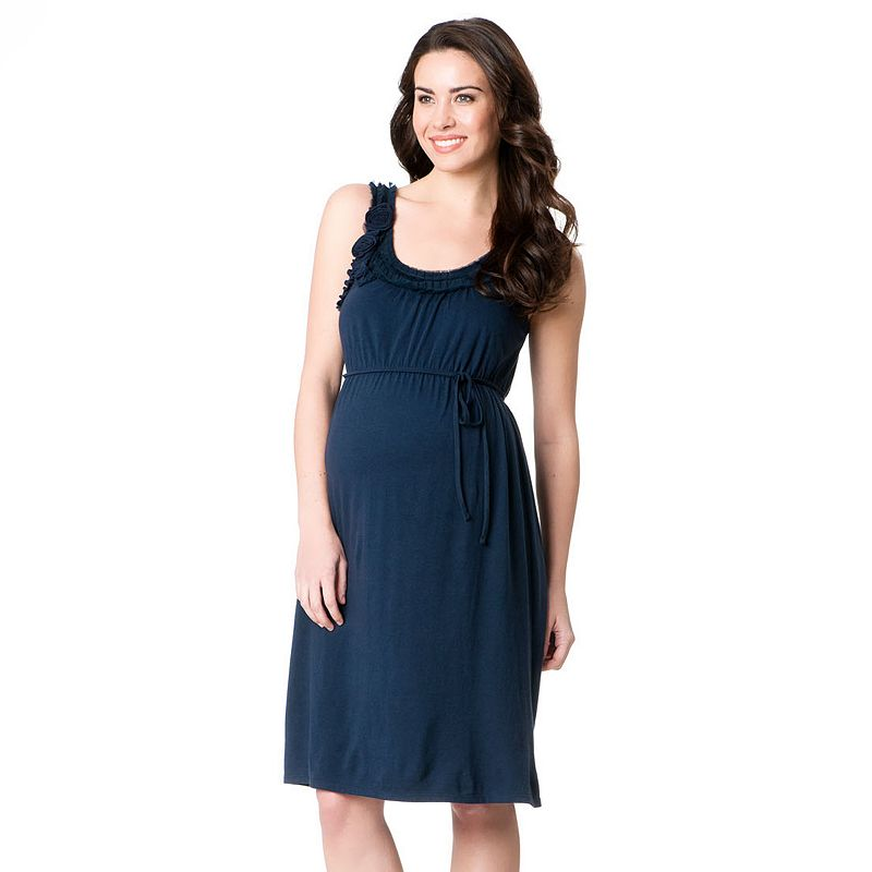Find maternity wear in the latest styles from Sears. Whether you're a new mother or preparing for another baby's arrival, you'll glow in the latest maternity clothing. Sears carries figure-flattering intimates, tops, pants and dresses that will keep you comfortable while you care for your bundle of joy.