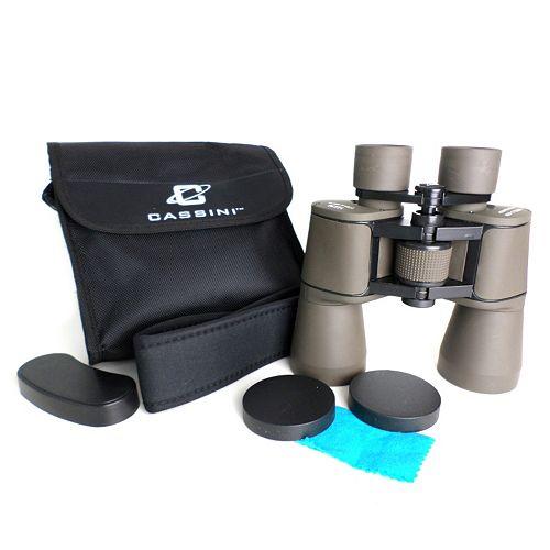 Cassini 12 x 50mm Binoculars with Case