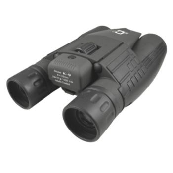 Cassini 8 x 32mm Day and Night Green Laser Binoculars with Case