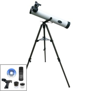 Cassini 800mm x 80mm Reflector Telescope with Electronic Remote Focus