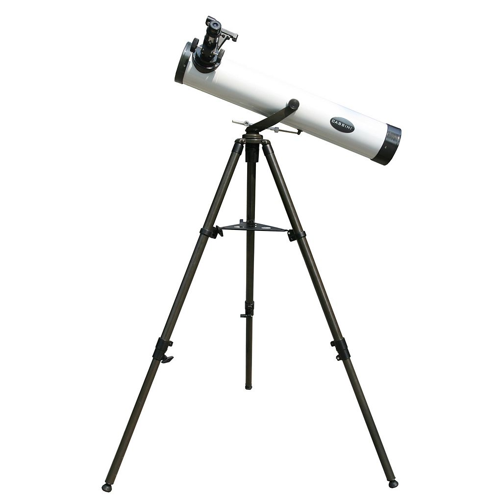 Cassini 800mm x 80mm Reflector Telescope
