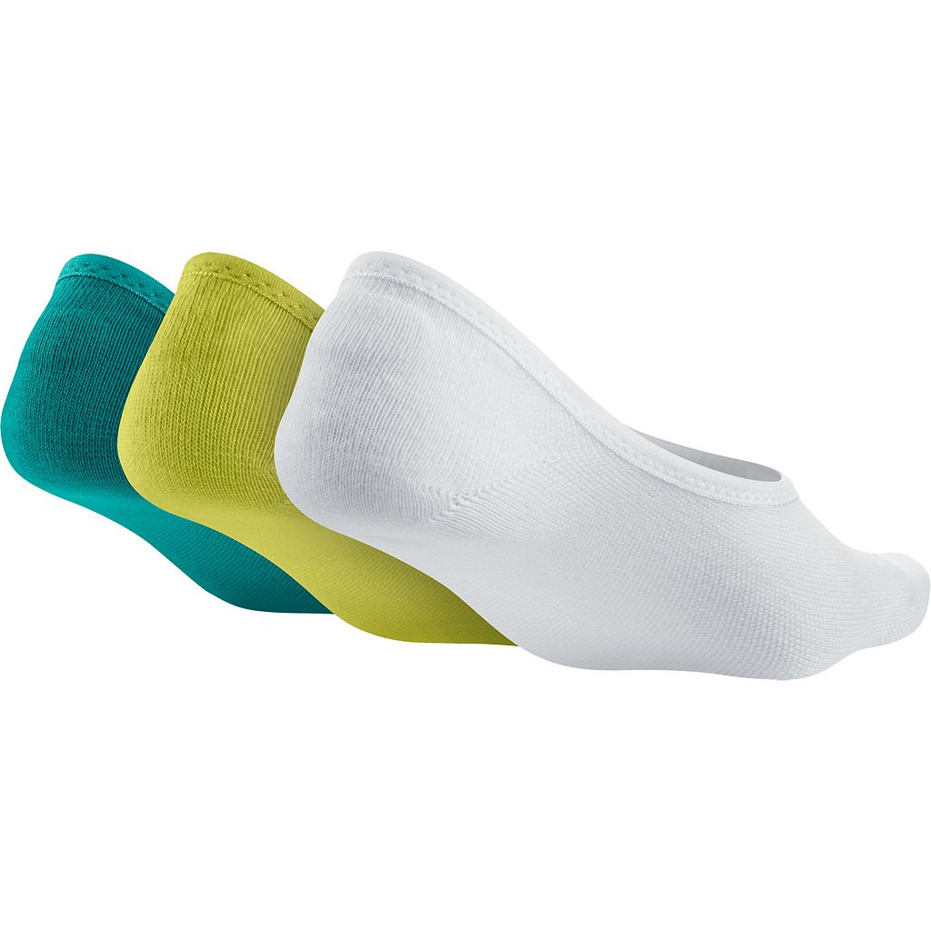 Nike 3-pk. Performance No-Show Liner Socks