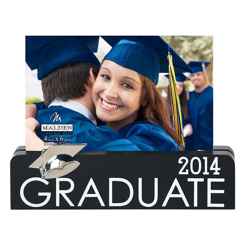 malden 2014 graduate 4 x 6 frame