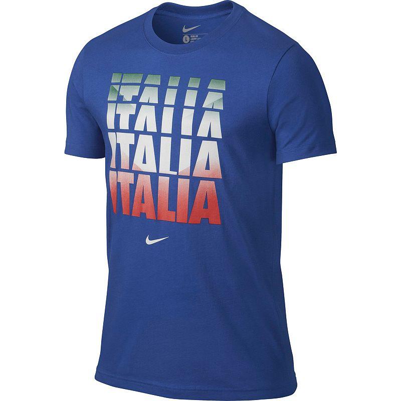 Nike Italy Core Type Tee - Men
