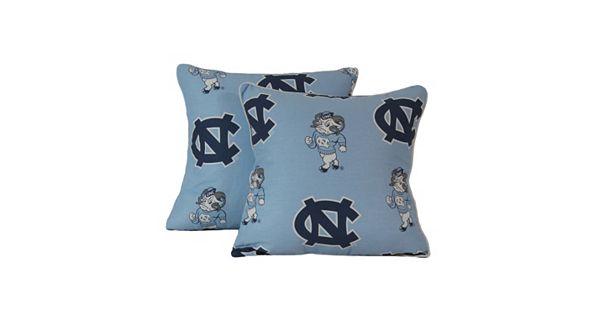Decorative Pillow Covers Kohls : College Covers North Carolina Tar Heels 16
