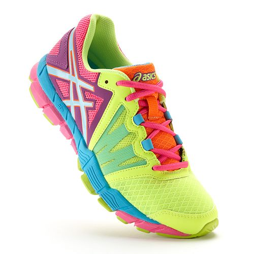 women cross trainers asics