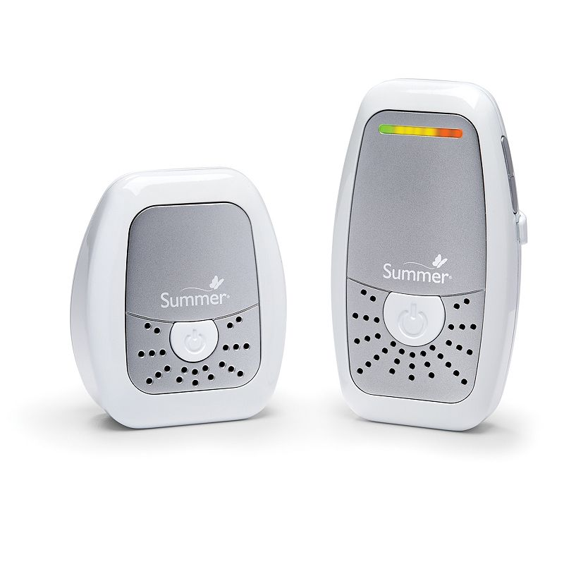 Summer Infant Baby Wave Digital Audio Baby Monitor, Multicolor