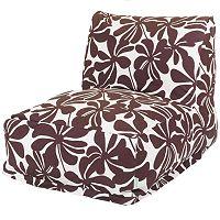 Majestic Home GoodsPlantation Indoor Outdoor Beanbag Chair Lounger