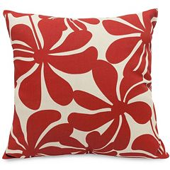 Majestic Home Goods Plantation Indoor Outdoor Throw Pillow