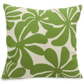 Majestic Home Goods Plantation Indoor Outdoor Throw Pillow