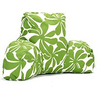 Majestic Home Goods Plantation Indoor Outdoor Reading Pillow
