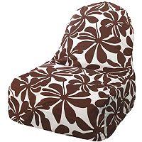 Majestic Home GoodsPlantation Indoor Outdoor Kick-It Chair