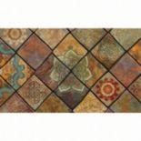 Apache Mills Masterpiece Macedonia Tiled Doormat - 18'' x 30''