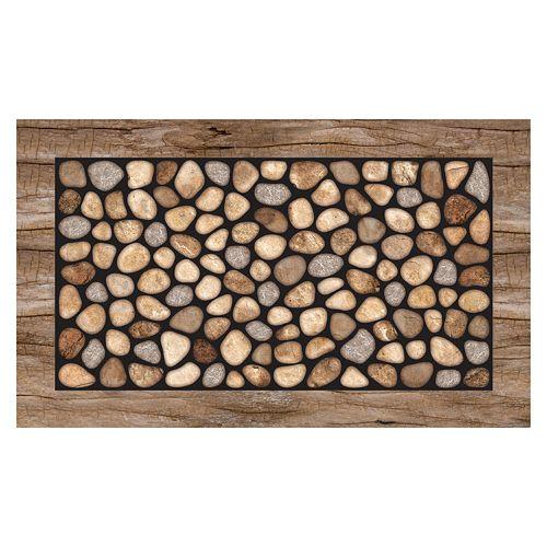 Apache Mills Masterpiece Stone Garden Doormat - 18'' x 30''