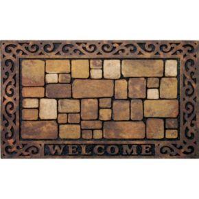 Apache Mills Masterpiece Aberdeen Welcome Doormat - 18'' x 30''