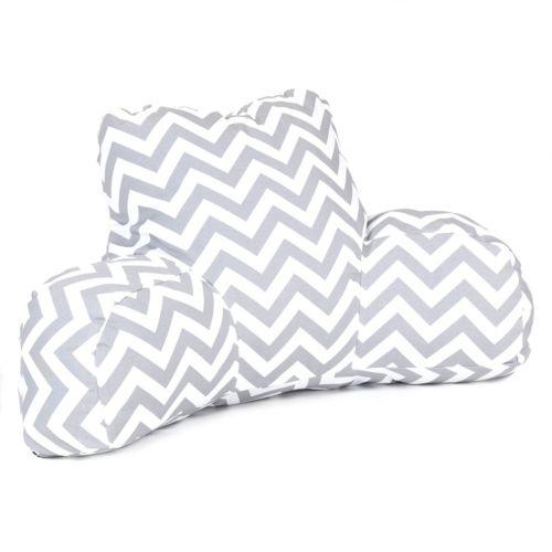 Majestic Home Goods Chevron Indoor Outdoor Reading Pillow