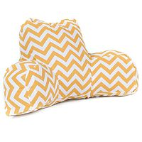 Majestic Home Goods Chevron Indoor Outdoor Reading Pillow