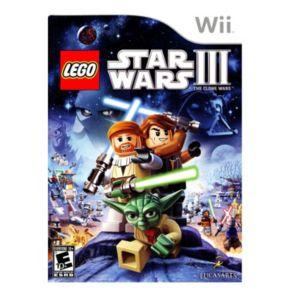LEGO Star Wars III: The Clone Wars for Nintendo Wii