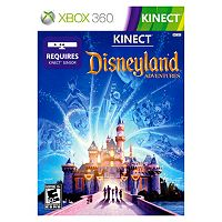 Disneyland Adventures for Xbox 360 Kinect