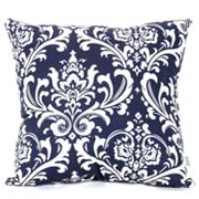 Majestic Home Goods French Quarter Indoor Outdoor Large Decorative Pillow