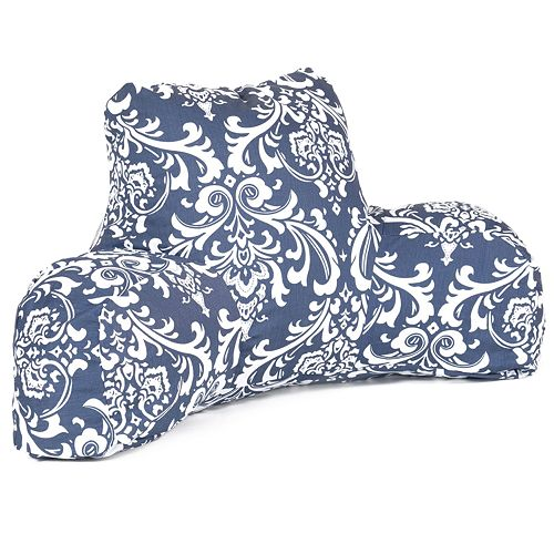 Majestic Home Goods French Quarter Indoor Outdoor Reading Pillow