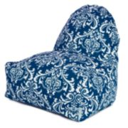 Majestic Home Goods French Quarter Indoor Outdoor Kick-It Chair