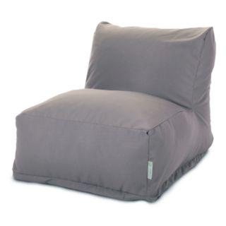 Majestic Home Goods Indoor Outdoor Beanbag Chair Lounger