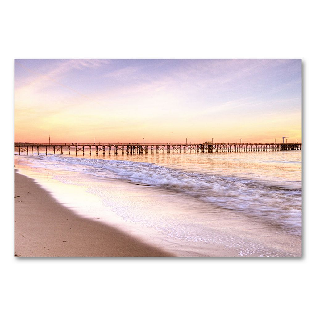 22'' x 32'' ''Santa Barbara'' Canvas Wall Art by Ariane Moshayedi