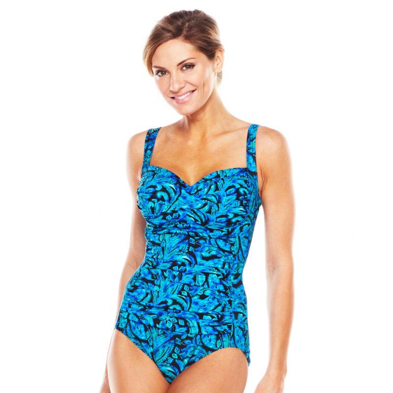 Trimshaper Body Sculptor One-Piece Swimsuit - Women's