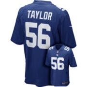 Nike New York Giants Lawrence Taylor Game NFL Replica Jersey - Men