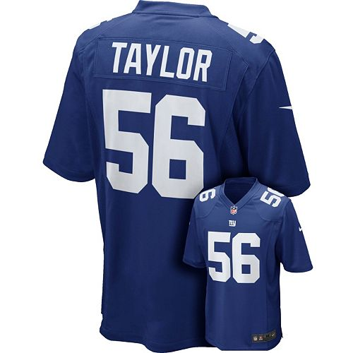 low priced 2c239 4d00f Nike New York Giants Lawrence Taylor Game NFL Replica Jersey - Men
