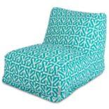 Majestic Home Goods Aruba Indoor Outdoor Beanbag Chair Lounger
