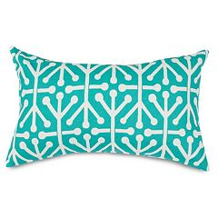 Majestic Home Goods Aruba Indoor Outdoor Small Decorative Pillow