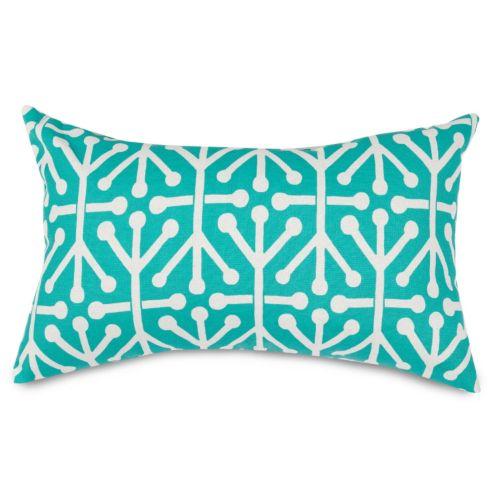 Majestic Home Goods Aruba Indoor Outdoor Small Decorative Pillow