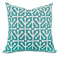 Majestic Home Goods Aruba Indoor Outdoor Large Decorative Pillow