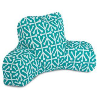 Majestic Home Goods Aruba Indoor Outdoor Reading Pillow