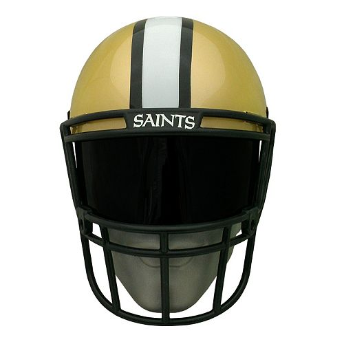 New Orleans Saints Foam FanMask