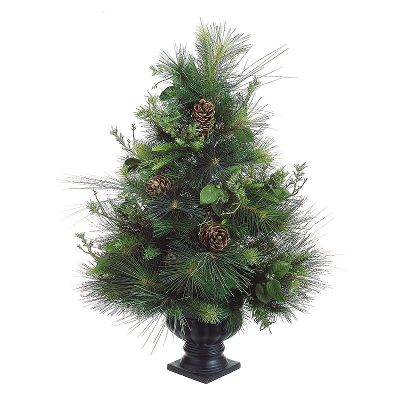 artificial pine christmas tree kohl 39 s. Black Bedroom Furniture Sets. Home Design Ideas