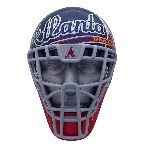 Atlanta Braves Foam FanMask